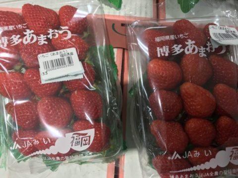 いちごの栄養は高い果物!効果といちごの種類について紹介