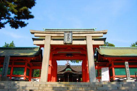 住吉大社はパワースポットとして人気の神社!初詣やランチの情報のまとめ