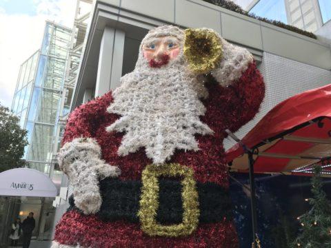 ドイツクリスマスマーケット大阪のレビュー!アクセスと混雑について
