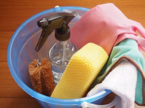大掃除の順番のコツ!計画とチェックリストで年末に終わらせてしまおう