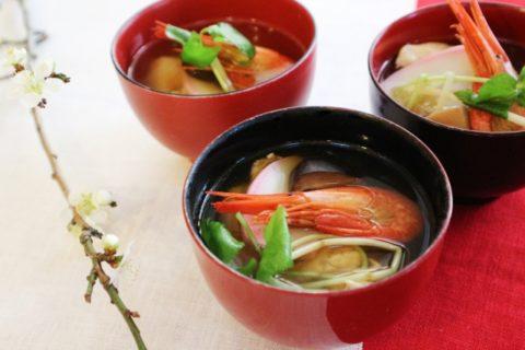 お雑煮は地域によって異なる?食べる意味と由来と関東 関西の違い