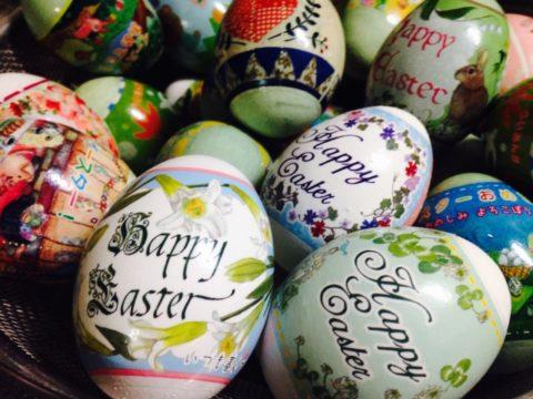 イースターの意味とは?復活祭と卵をカラフルにする理由と由来