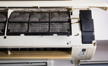 エアコンの掃除の方法とは?手順とカビをきれいにする注意点