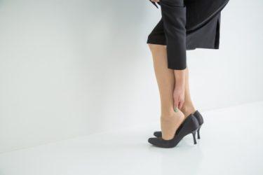 靴擦れの原因と対処法!くるぶしやかかとの皮がむけて治らない
