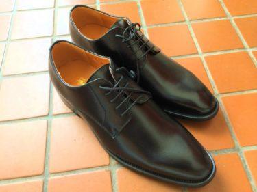 革靴の履きおろしは手入れをすべき!新品で痛いとならない方法
